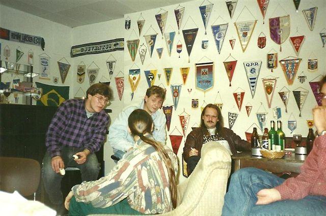 Ein Bild aus dem alten Fanclub Kammerl