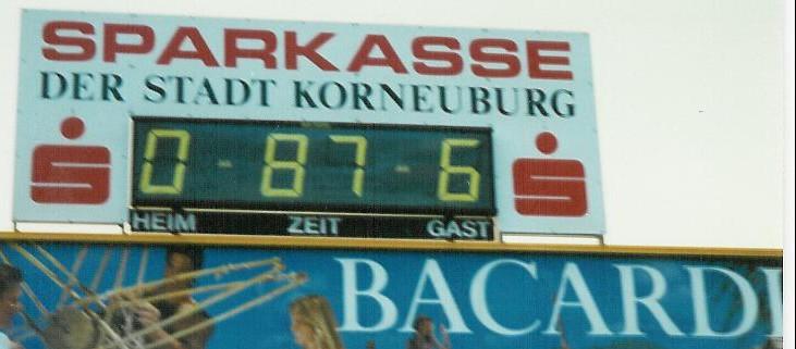 6:0 Auswärtssieg in Gerasdorf!