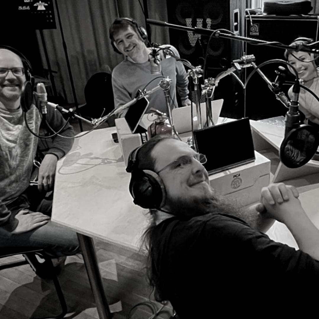 More podcast fun!