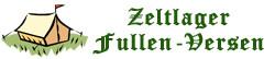 Zeltlager Fuller - Versen