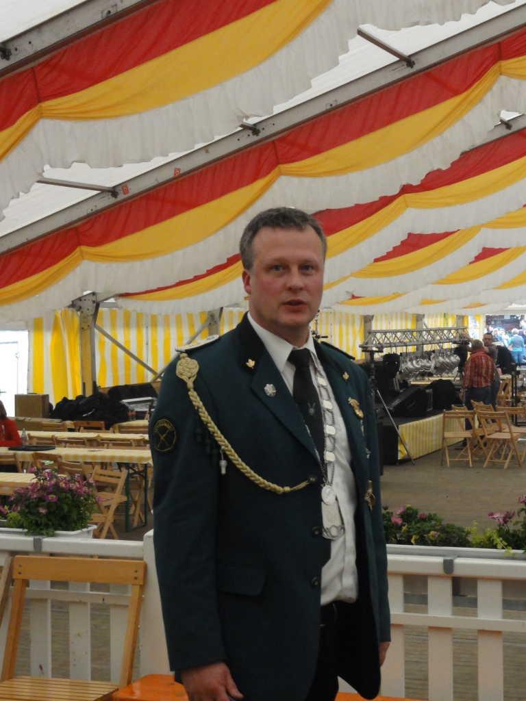 König Ralf (Portrait-Photo)