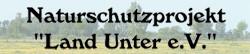 """Naturschutzprojekt """"Land Unter e.V."""""""
