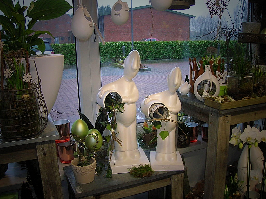 Floristik-Deko Figuren