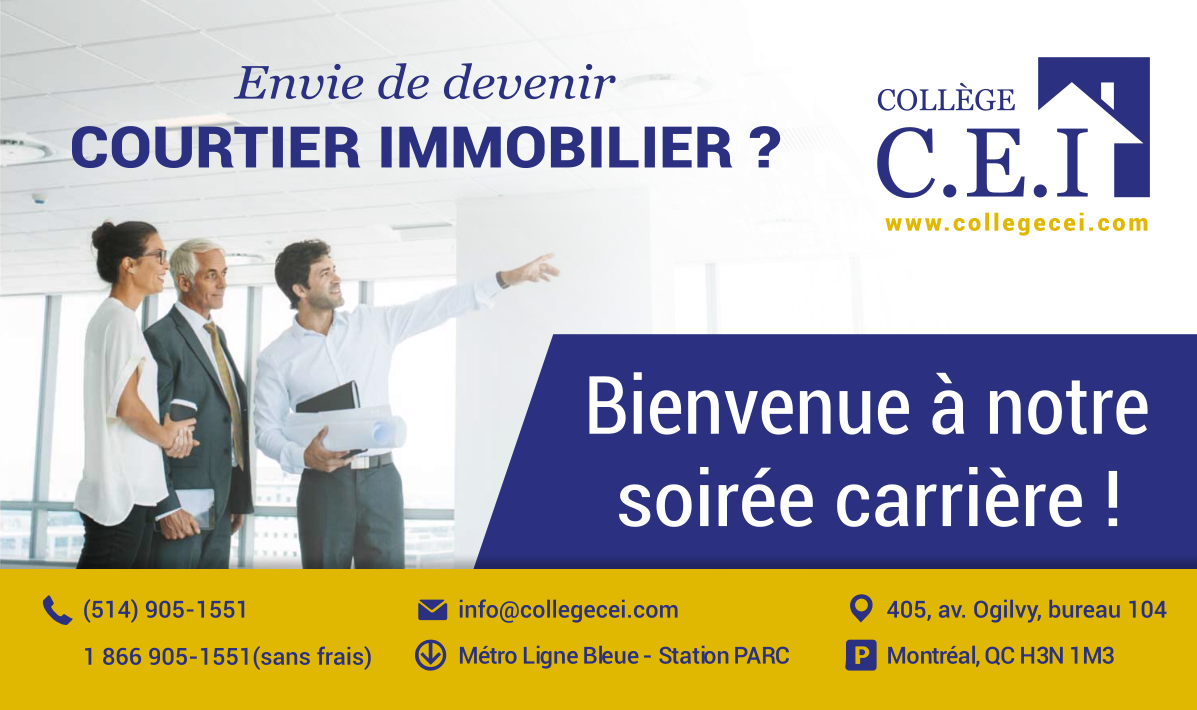 9 choses à savoir avant de devenir courtier immobilier