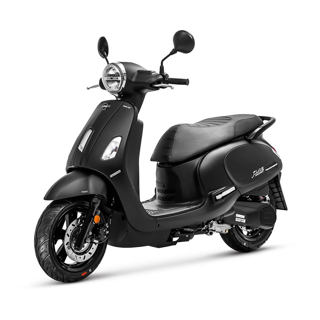 scooter 50 sym fiddle 50 ou 125