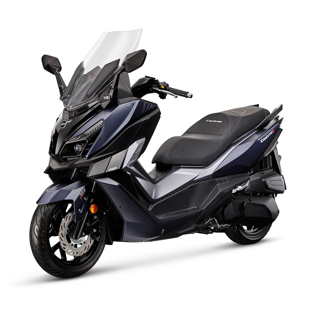 scooter Sym Cruisym 300