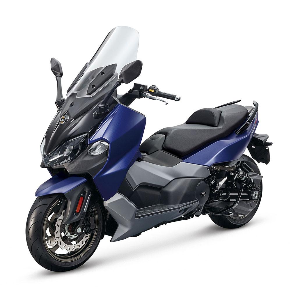 scooter Sym Maxsym TL 500