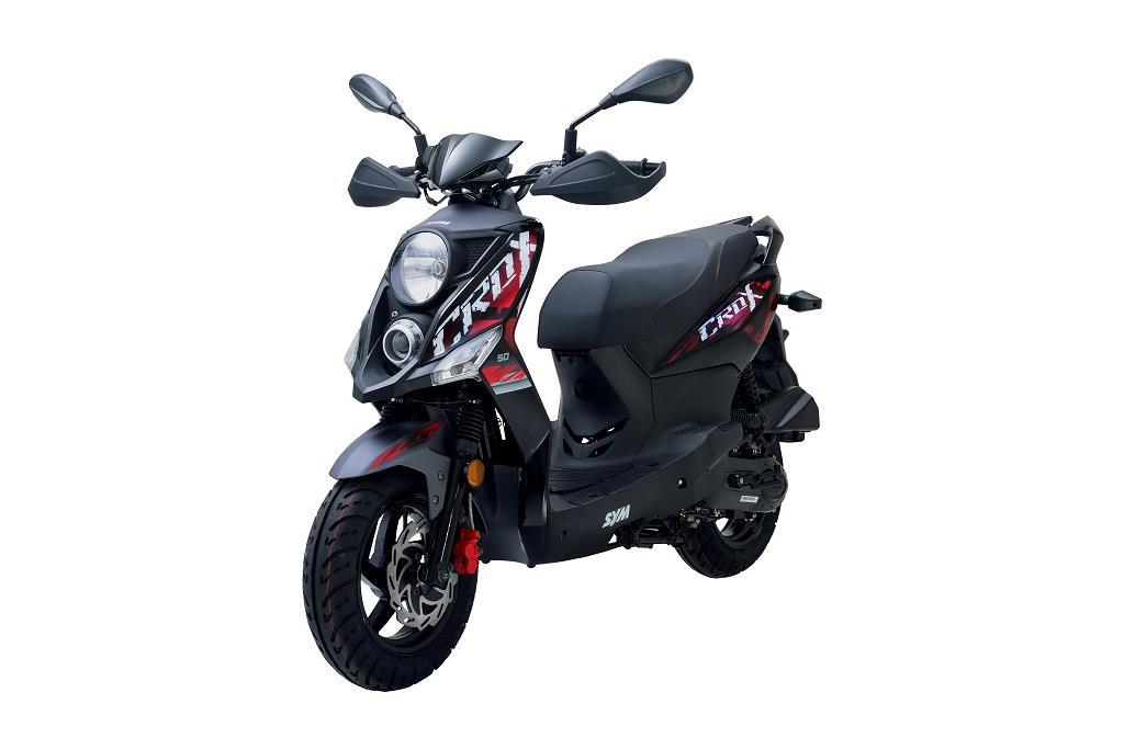 scooter 50 sym crox