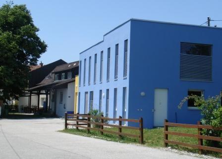 Jugendwohnhaus blue.box