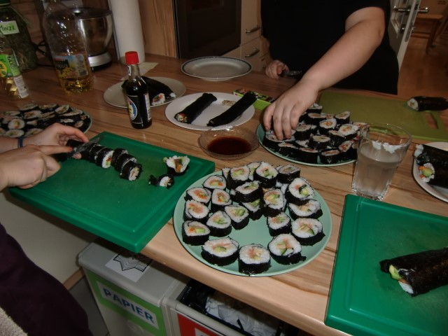It´s Sushi-Time!
