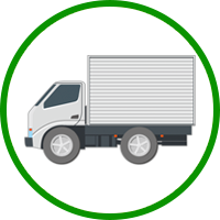2トン箱トラック