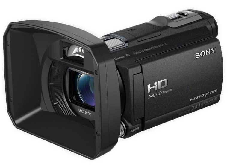 Sony Handycam HDR-CX730