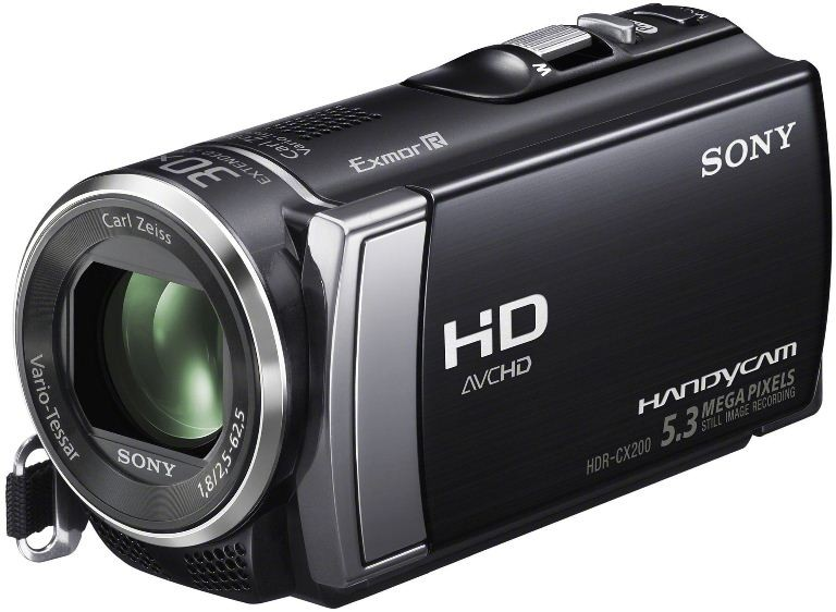 Sony Handycam HDR-CX200