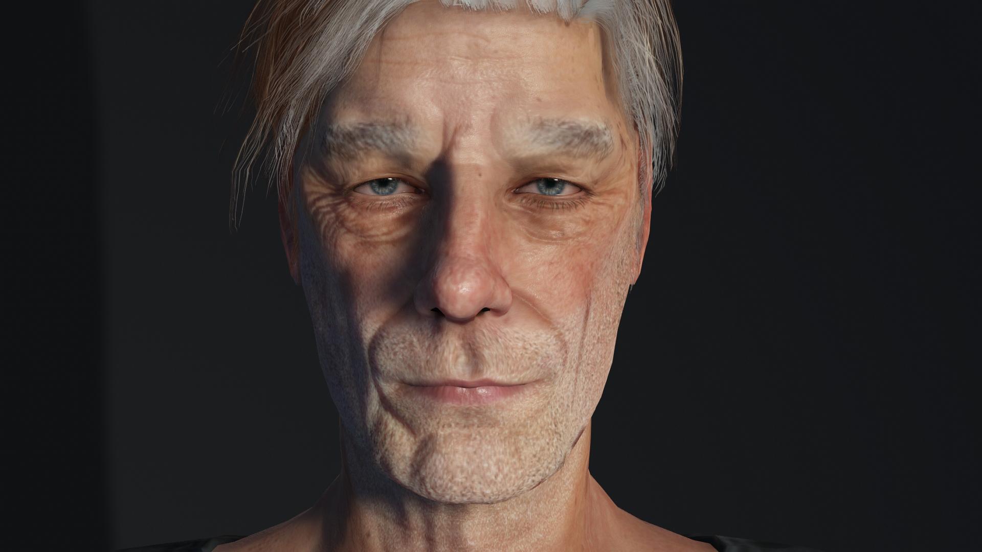 Ansgar, 63 jährig