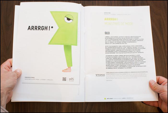 ART & MODE – Traduction de textes d'exposition pour la Gaîté Lyrique, Paris