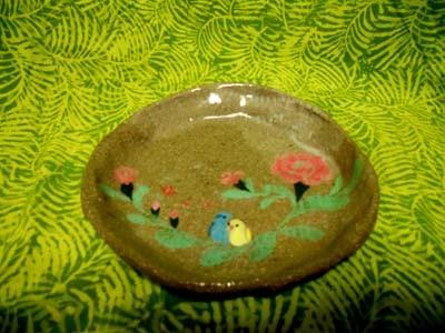 楽園の陶器達 立花雪 YukiTachibana 炎と楽園のアート あおい夢工房