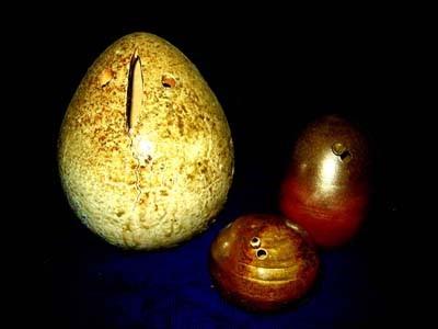 小林夢狂 MukyoKobayashi 陶器 あおい夢工房 炎と楽園のアート