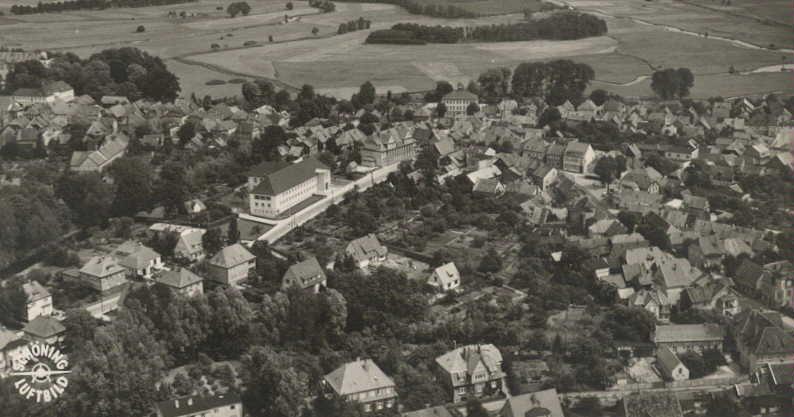 Luftaufnahmen von Gifhorn