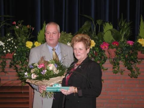 Ingrid Eggers: Danke für 6 Jahre