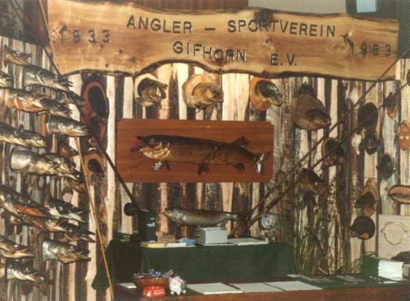 Trophäenschau im Gifhorner Bürgerschützensaal