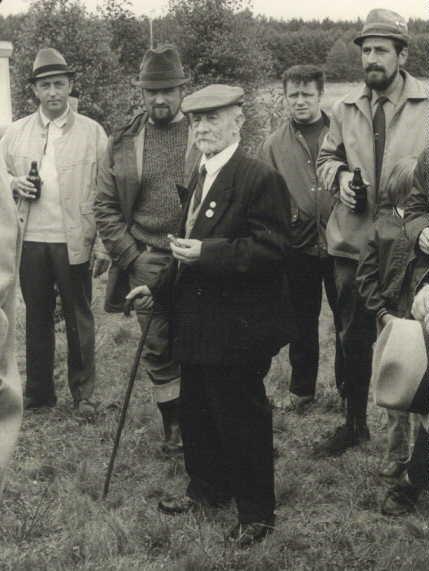 Ehrenvorsitzender Ernst Raulfs