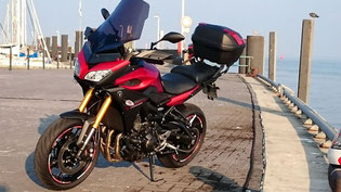 27.) Yamaha MT 09 Tracer
