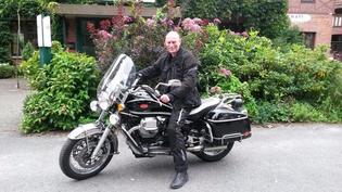 19.) Moto Guzzi California
