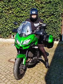 32.) Kawasaki Versys 1000