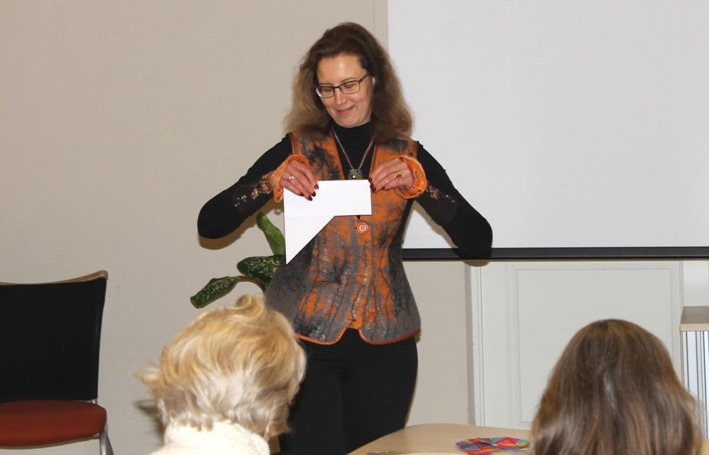 Jurbarko rajono pradinio ugdymo pedagogų metodinio ratelio pirmininkė Lolita Žukauskienė