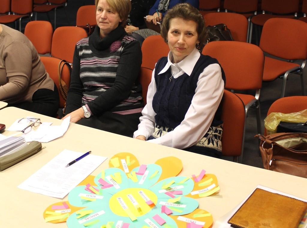 """Skirsnemunės J. Baltrušaičio pagr. mokyklos mokytoja Rasa Kriščiokaitienė. ,,Pradinių klasių mokinių kūrybiškumo ugdymas sprendžiant praktines problemas"""""""