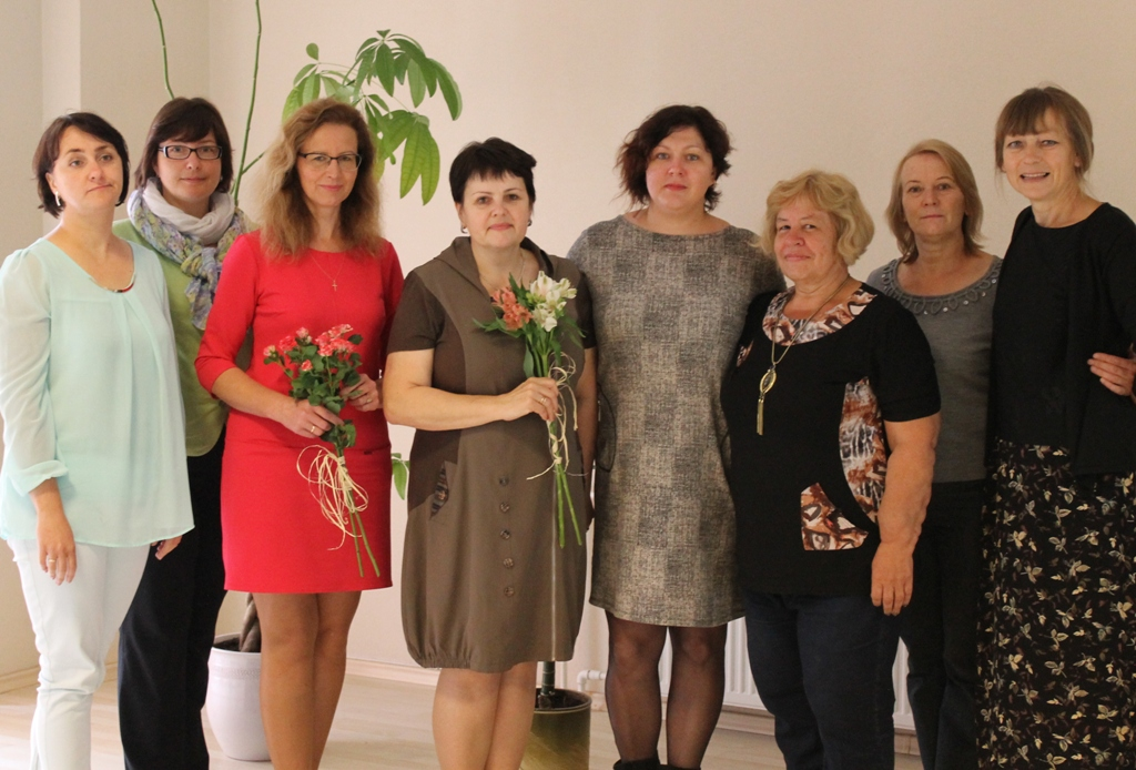 Naujoji Jurbarko pradinio ugdymo pedagogų metodinio būrelio  taryba.