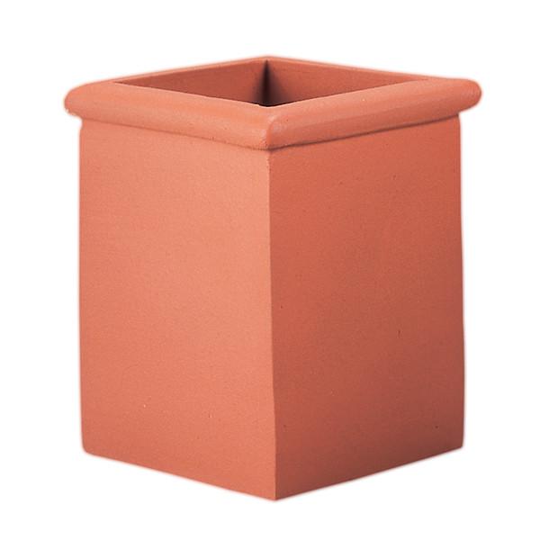 kamin aufsatz mit quadratischer basis lenz d rrenberg gmbh co kg. Black Bedroom Furniture Sets. Home Design Ideas