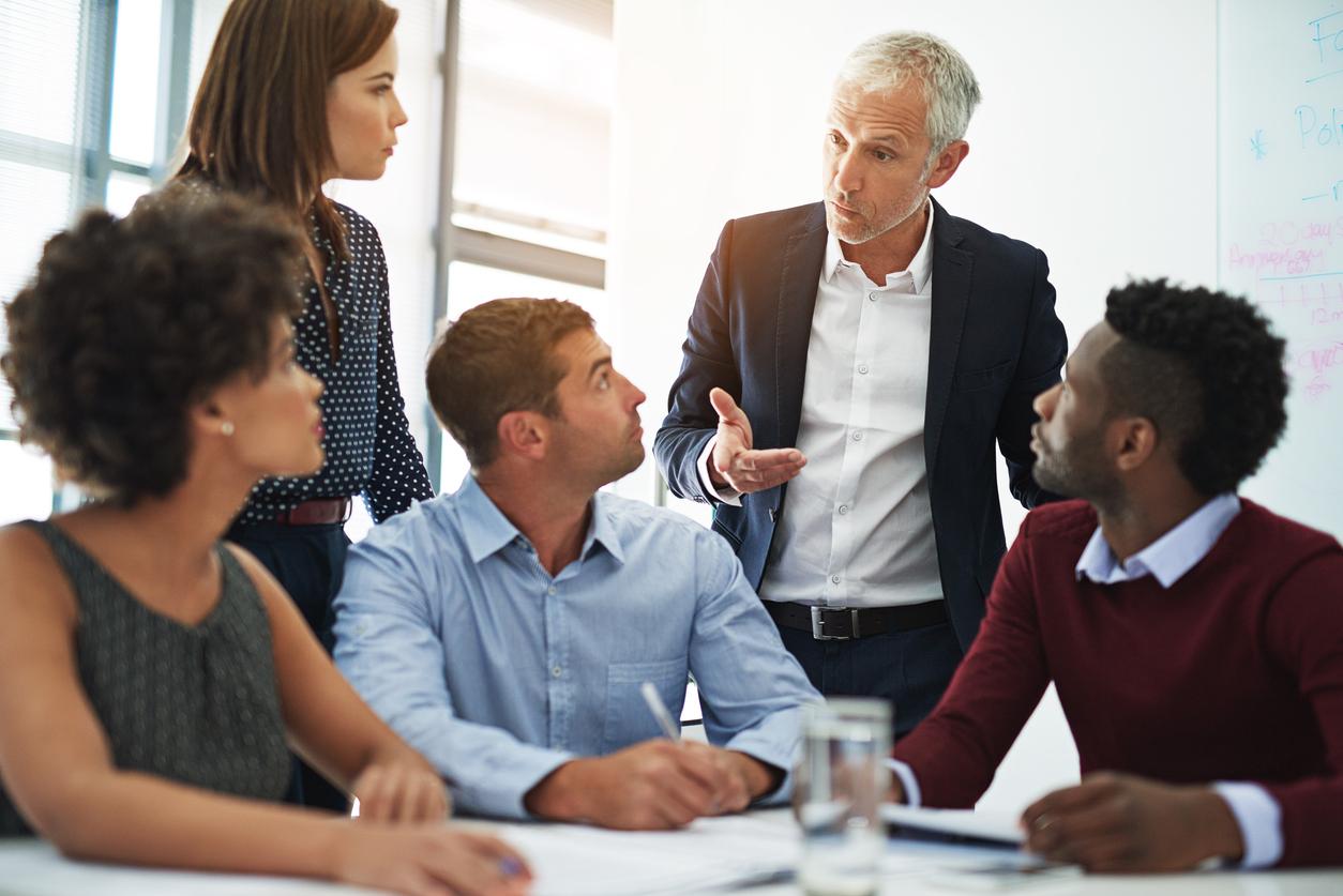 lead your team toward Change