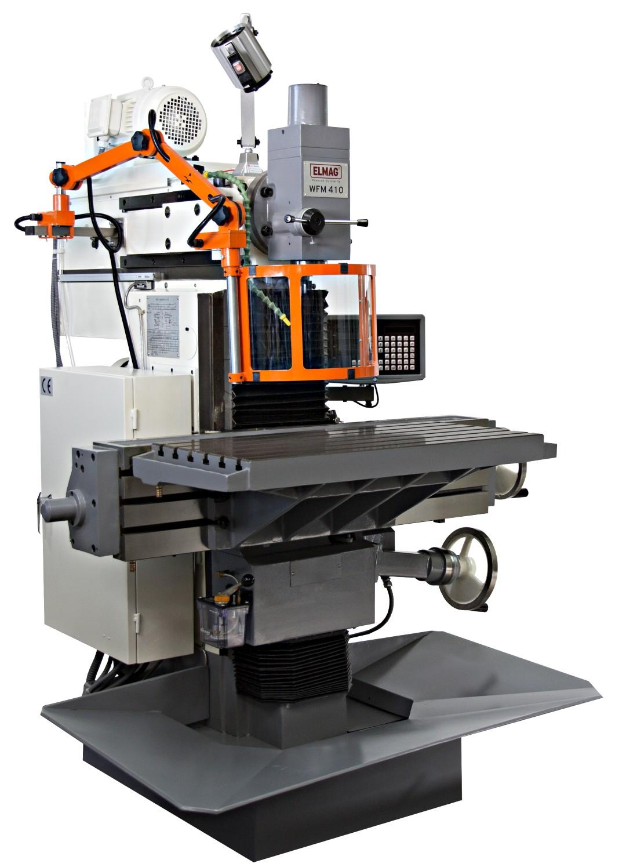 ELMAG Werkzeug-Fräsmaschinen