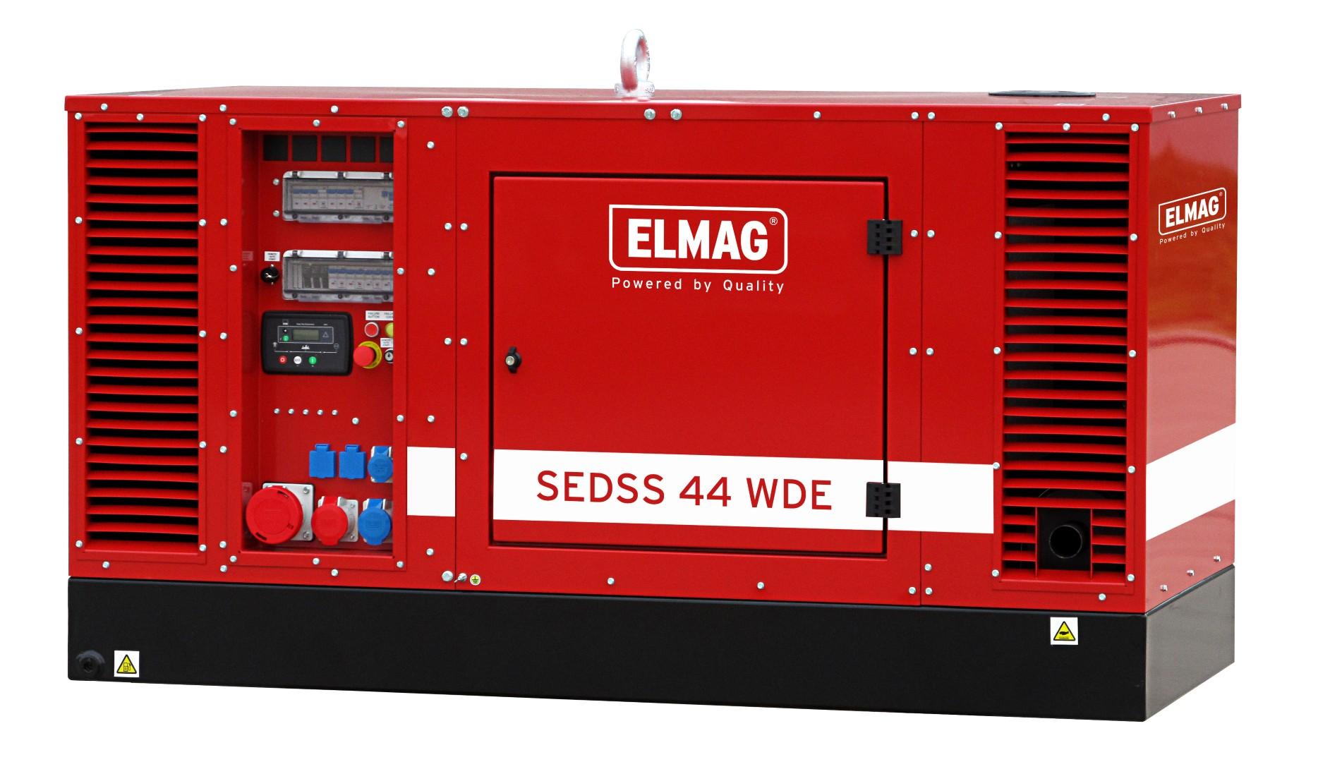 ELMAG Industrielle Stromerzeuger