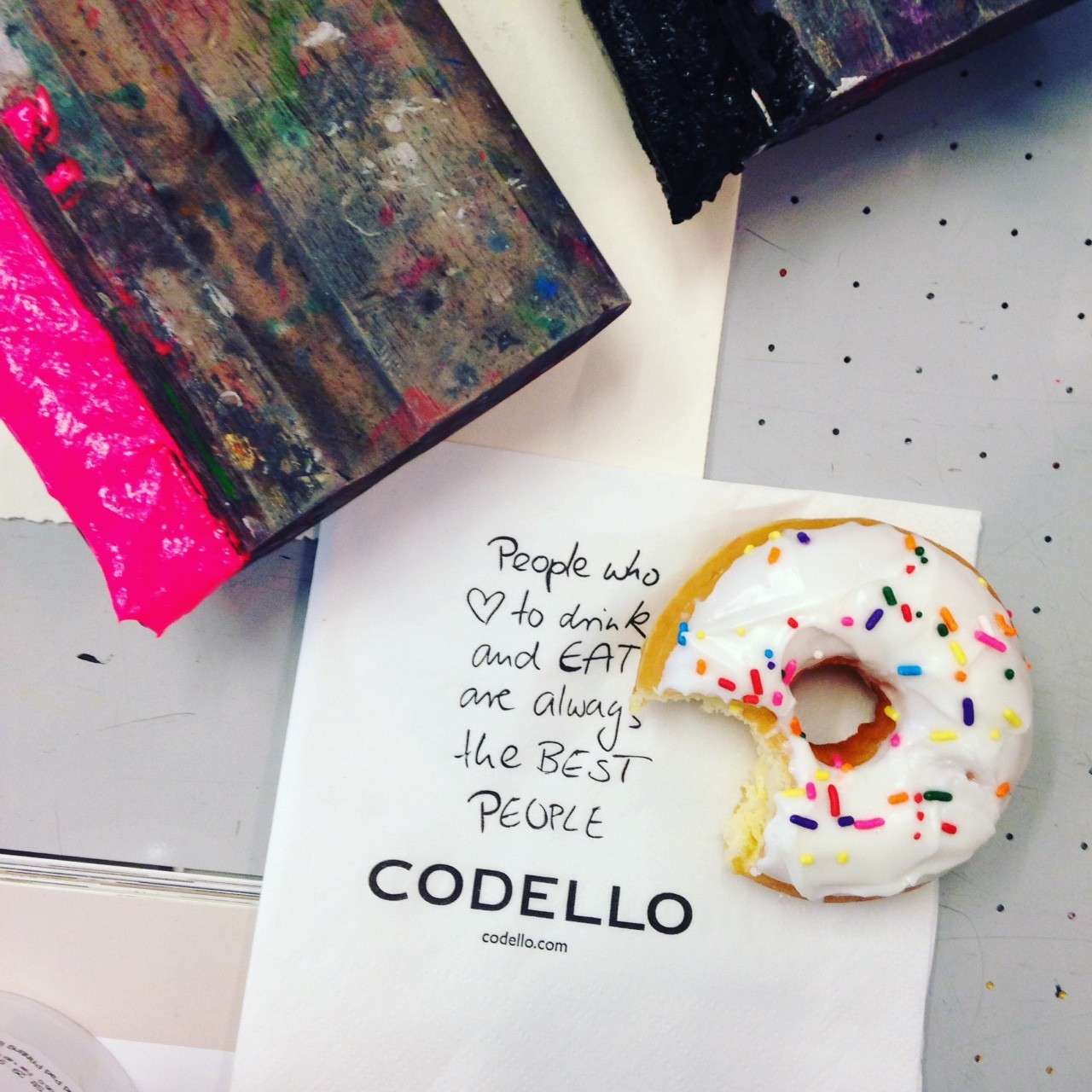 Press Day 2015 mit Codello
