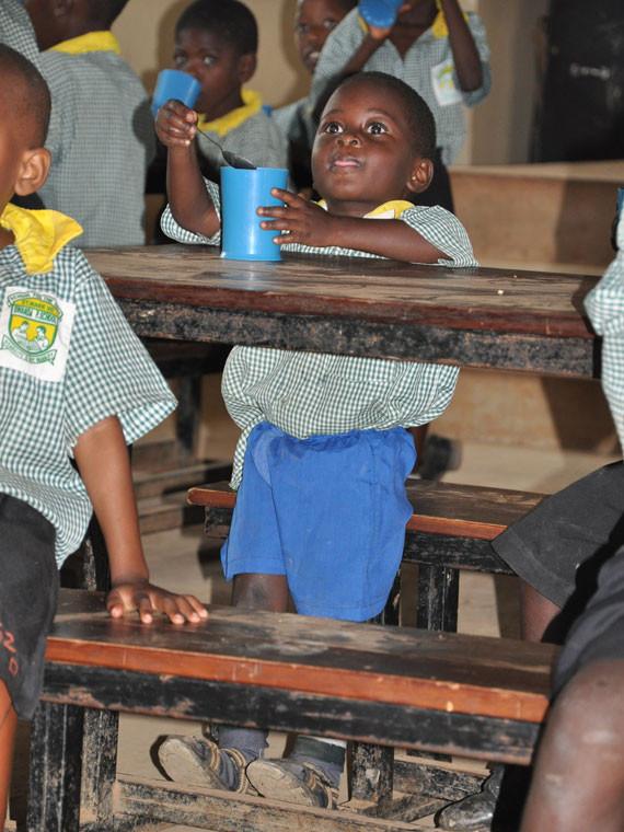 Und wir haben Pläne, große Pläne! Der Kindergarten in Bwanda, damit die Kleinsten so früh wie möglich in ihrer Muttersprache gefördert werden können, ...