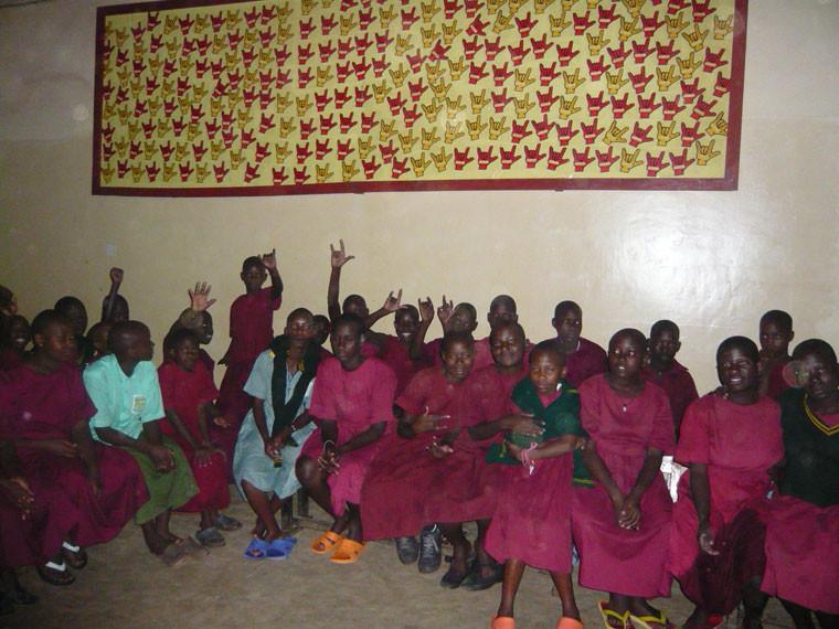 Wieder in Bwanda/Masaka angekommen, ...