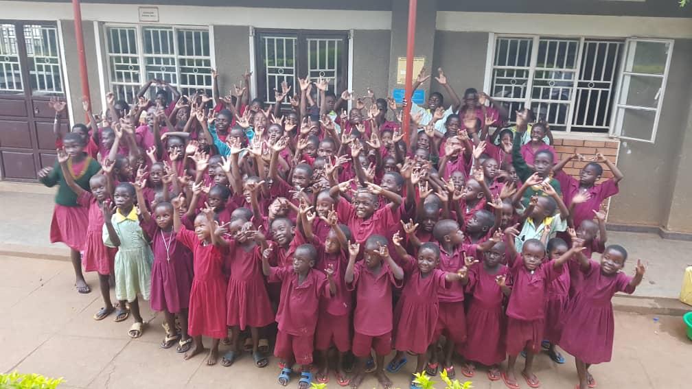 Kinder aus Bwanda