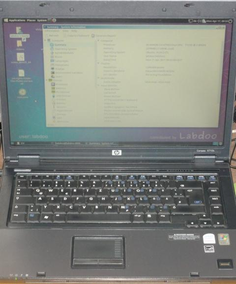 Neuer Laptop