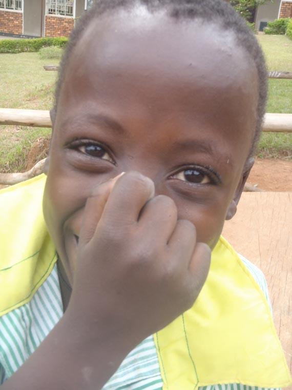 Wieder zurück in Bwanda.