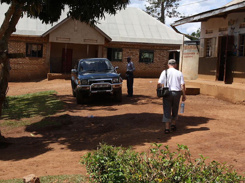 In Kitegesa, auch in der Nähe von Masaka, liegt die...