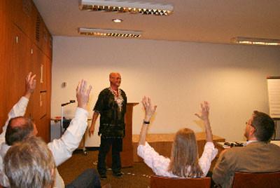 Vortrag von G. Ehrenreich