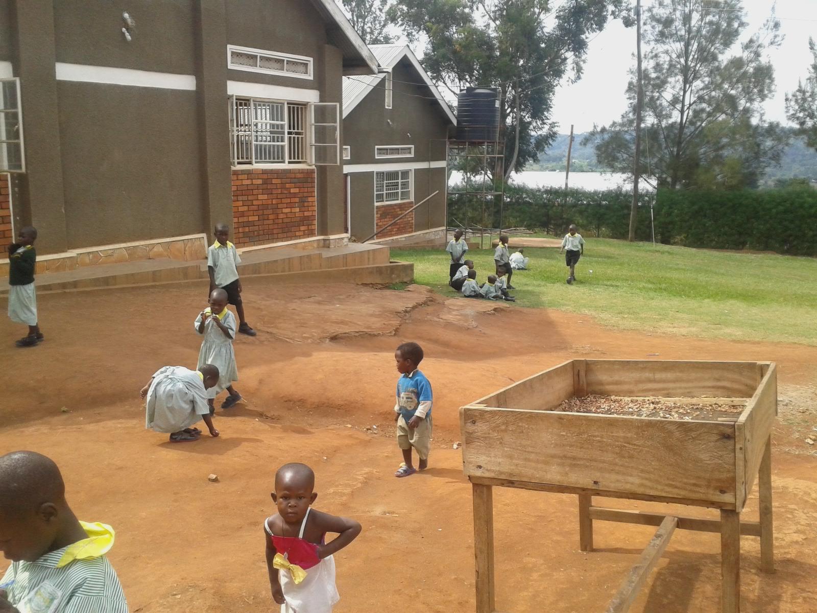 In Bwanda -