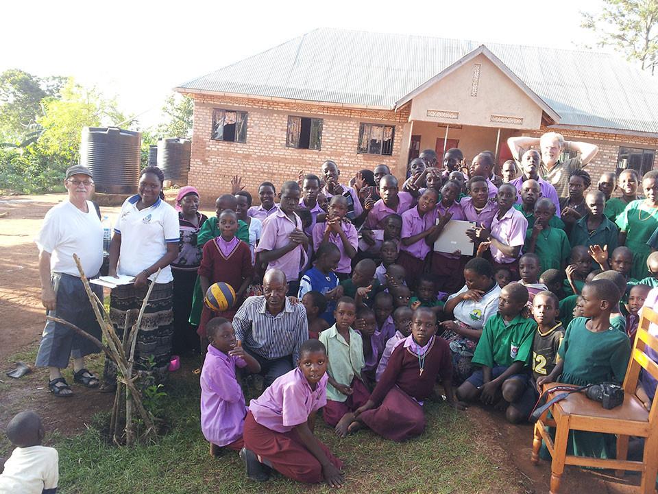 Mit der Good Samaritan School for the Deaf werden wir weiter in Kontakt bleiben.