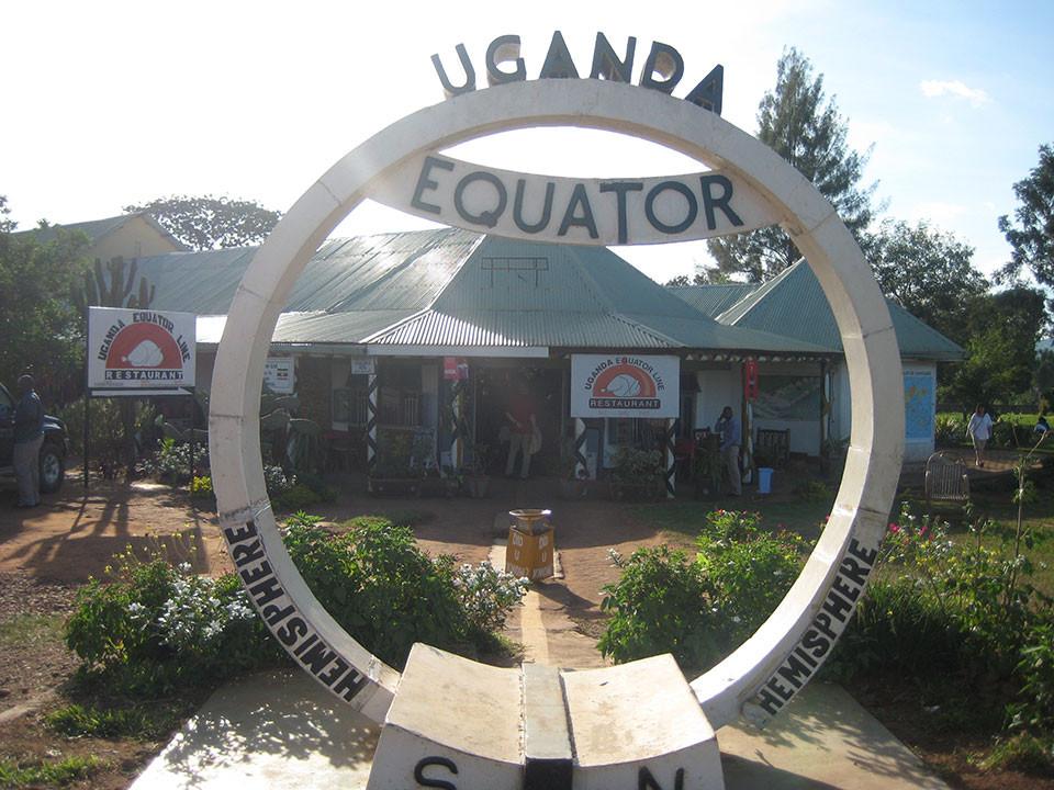 Wieder überschreiten wir den Äquator.