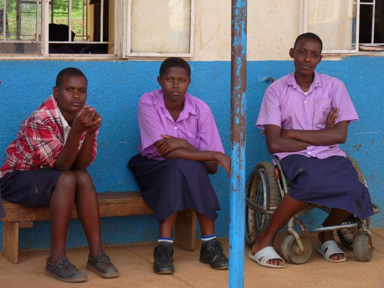 Von solchen Perspektiven können die Jugendlichen in Ntungamo noch träumen.