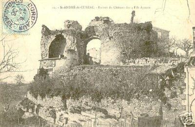 Le Château des Quatre Fils Aymon à Cubzac-les-Ponts