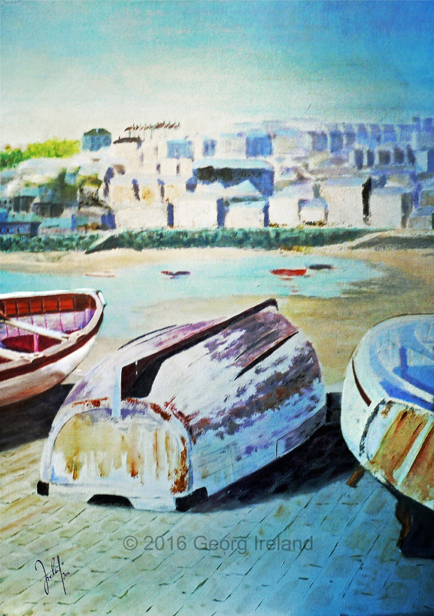 harbour of St. Ives