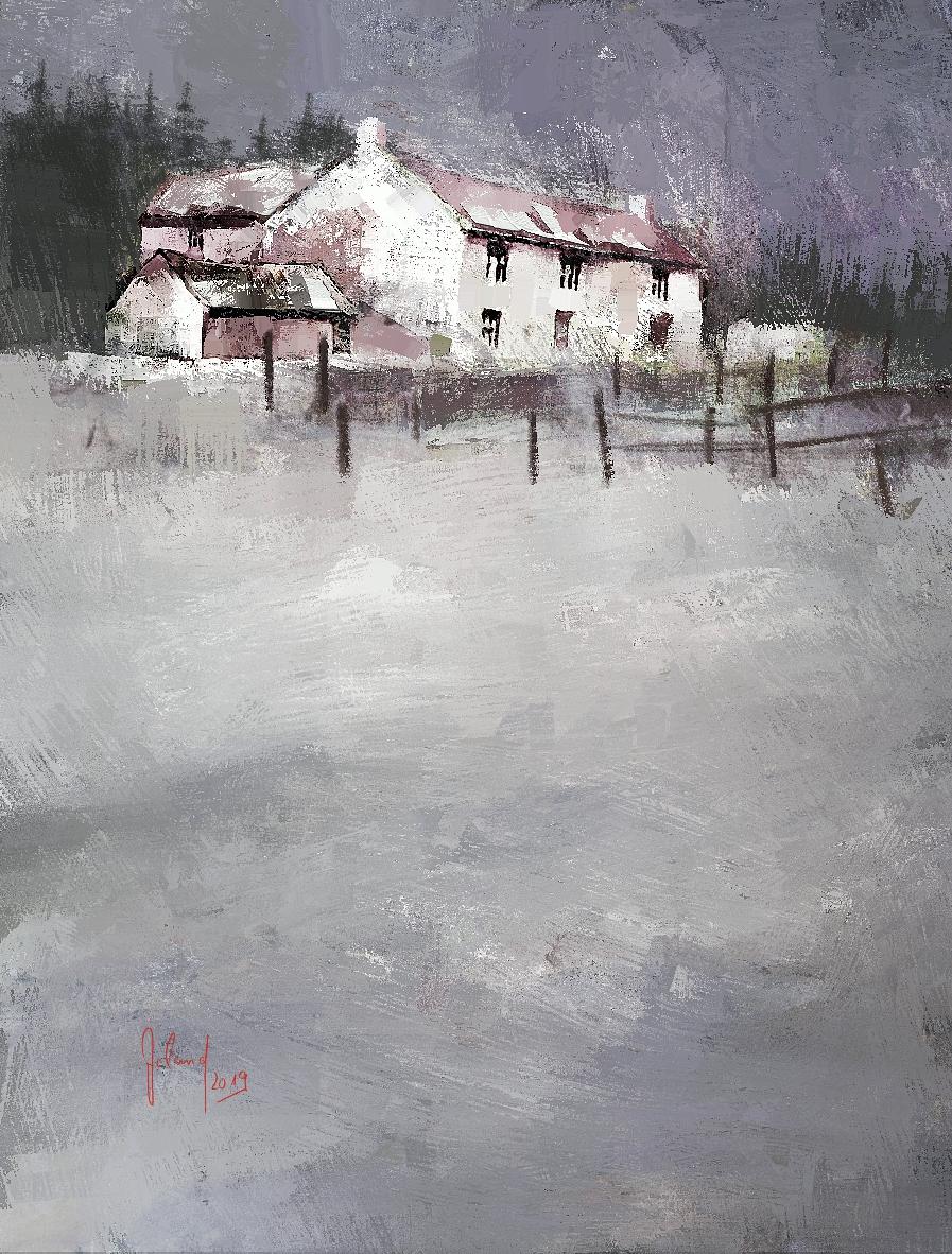 Yorkshire Landhaus 4